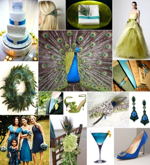 peacock-wedding-theme